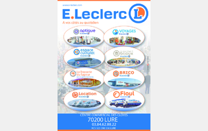 LECLERC LURE/PUSEY
